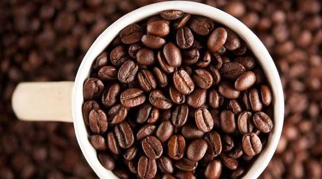 Coffee beans are becoming scarce due to the effects of climate change.
