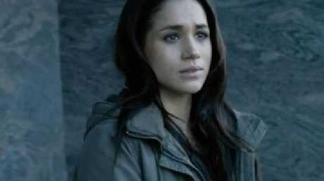 Meghan Markle appeared in the 2015 British film, Anti-Social. Picture: RST Pictures