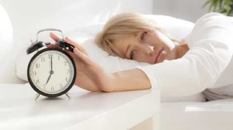 Get up when the alarm goes off. Hitting snooze will set you back the whole day