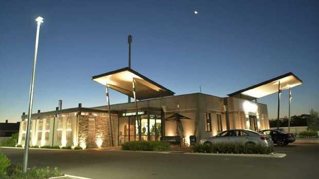 Angle Vale Tavern in South Australia.
