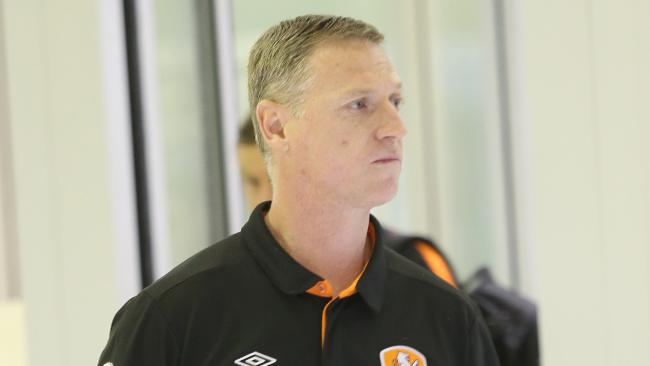 Craig Moore has quit as Brisbane Roar football director. Picture: Jono Searle.
