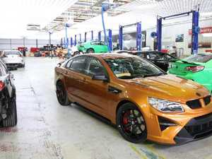 The last ever Australian-made car is an absolute monster