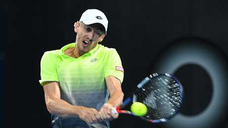 Could Millman pull off the monster upset?