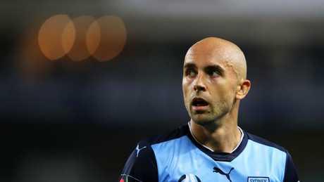 Adrian Mierzejewski of Sydney FC