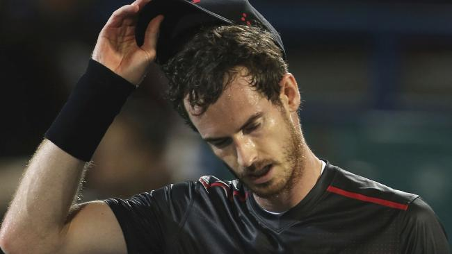Andy Murray is at a career crossroads.