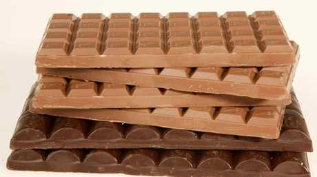 Choc horror. Chocolate could have a life span of only THIRTY MORE YEARS.