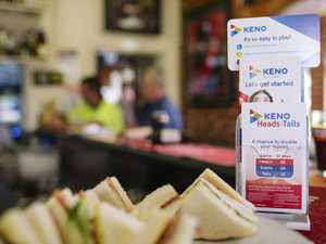Coast sparky and nurse claim $1.13 million Keno prize