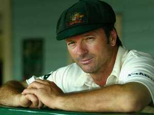 Australian cricket great Steve Waugh to visit Toowoomba