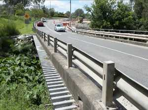 Wacol bridge upgrade