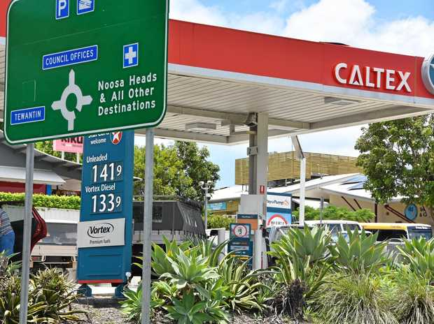 Fuel prices remain a bugbear of local motorists and visitors alike.