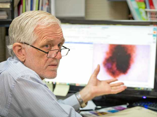 HOT SPOT: Diagnosis of melanoma and skin cancer continues to rise despite warnings.