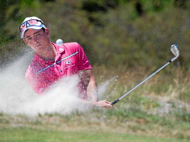 BIG YEAR: Charlie Dann will tee off at Royal Melbourne next week for the Australian Master of the Amateurs.