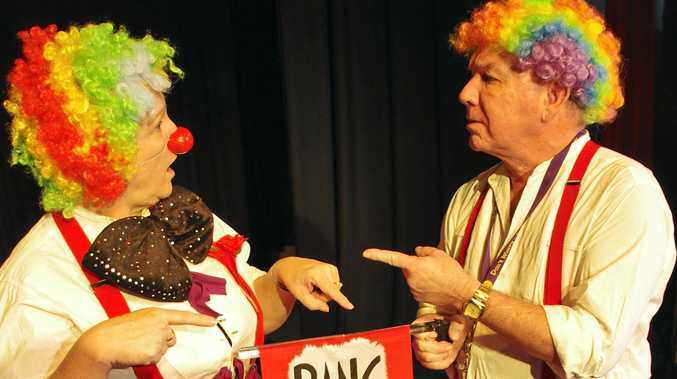 Vonnie and Clive - a Sunday Laughter-noon special from a former production.