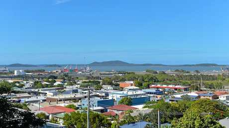 Views from South Gladstone for Real Estate.
