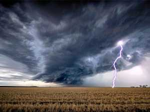 Chasing the perfect storm
