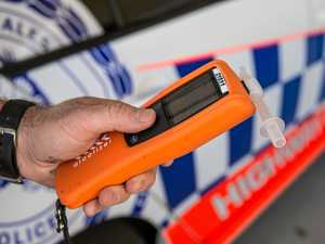 Learner rider nabbed three times over drink driving limit