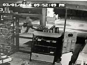 Metal bar used in attempted robbery