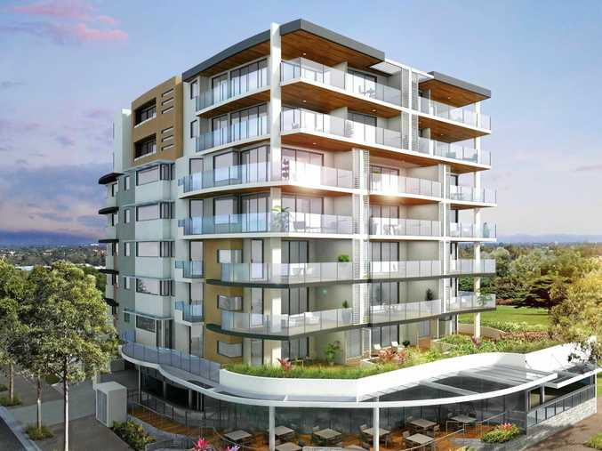 INCOMING: Essence at Cotton Tree is set to be completed by 2020.