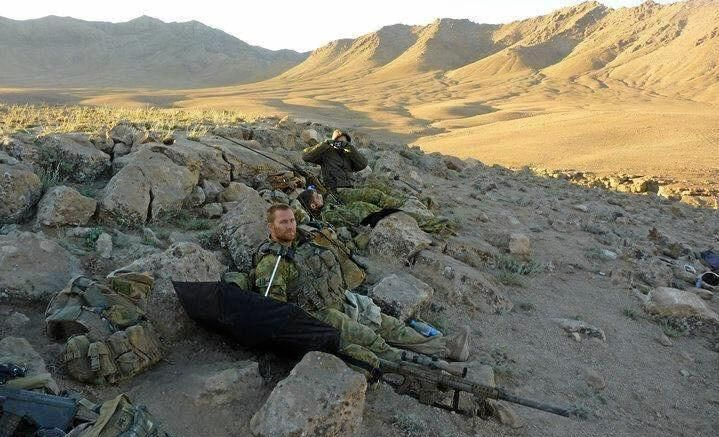 TOUR OF DUTY: Corporal Jason Hoad on duty in Afghanistan in 2010.