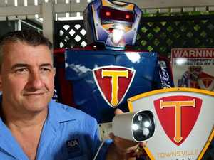 Crime-fighting robot hits Townsville