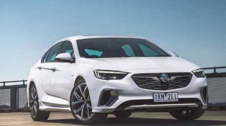 The ZB Commodore is now a Euro-sourced mid-sized sedan and wagon. Picture: Supplied
