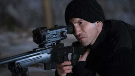 Bernthal studied acting in Russia.