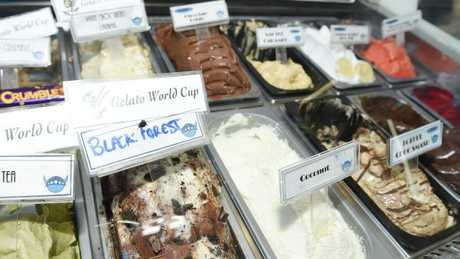 Boutique ice cream has been particularly successful in recent years. Picture: Alan Barber