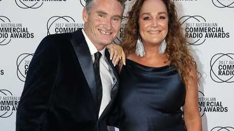 Dave Hughes and Kate Langbroek. Picture: Ian Currie