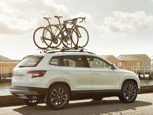 The Skoda Karoq is expected to start at a competitive $30,000. Picture: Supplied