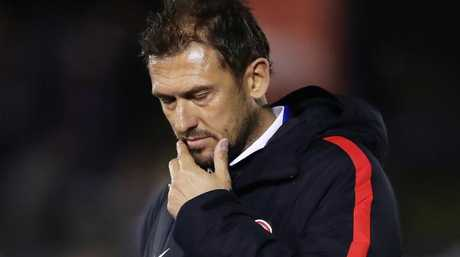 Tony Popovic has opened up on his time in Turkey.