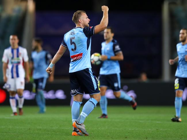 Jordy Buijs. (Photo by Cameron Spencer/Getty Images)
