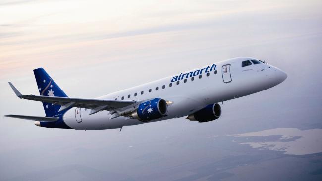 Airnorth E170 Jet