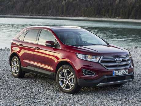 Ford's Endura can't match its rivals with a seven-seat option. Picture: Supplied