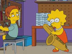 Sheeran's surprising new Simpsons role