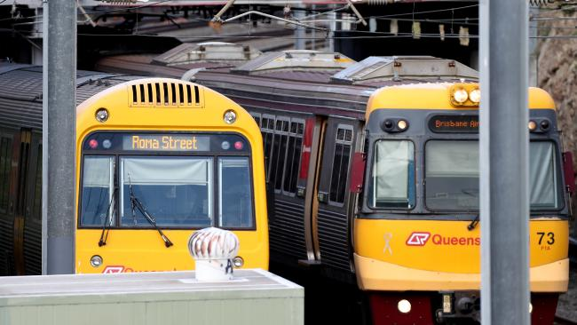 Queensland Rail was allegedly strong-armed into signing off on a union pay deal.