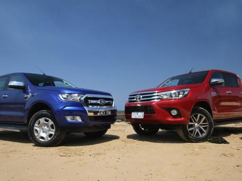 Utes dominated the sales charts for the second year in a row. Pic: Supplied.