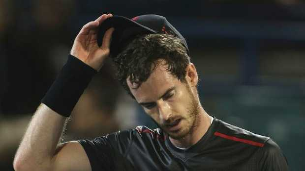 Murray pulls out of Australian Open with hip injury