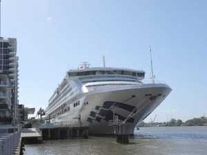 Gastro hits cruise ship revellers