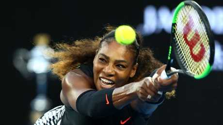 Serena Williams has withdrawn from the Sydney International.