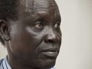 South Sudanese leader