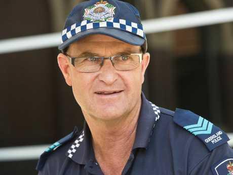 Sergeant Scott McGrath