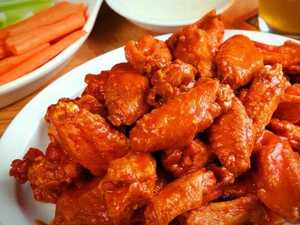 Monster challenge: Could you eat 1kg parmy or chicken wings?