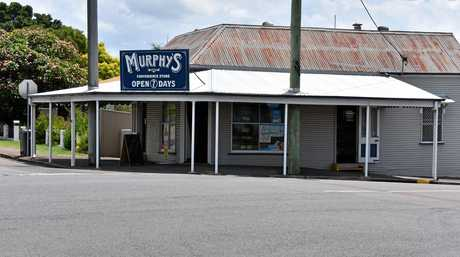 Murphy's Convenience Store has had a shop front in one form or another for about 118 years.