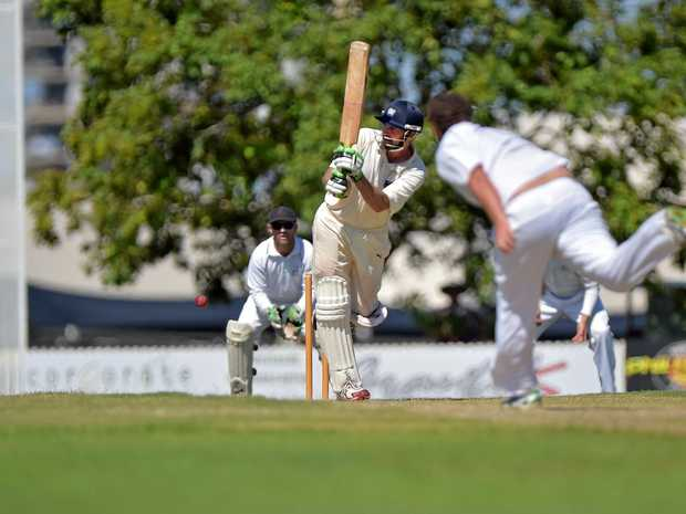 KEY MAN: Caboolture batsman Glen Batticciotto will be the one to look out for this weekend.