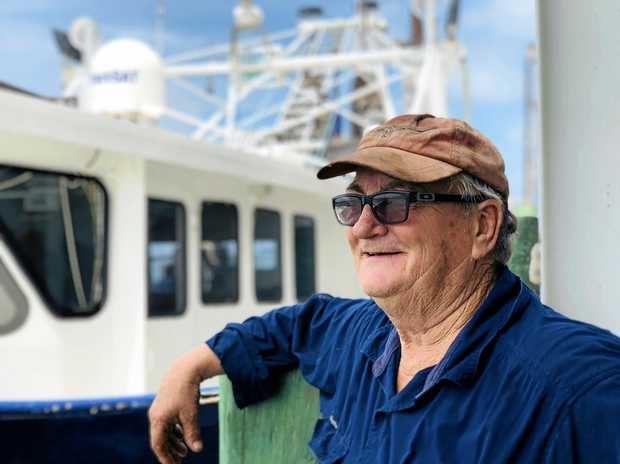 TOO MANY RULES: Mackay commercial fisherman Daniel Pope has sold his boat and is retiring from the industry.