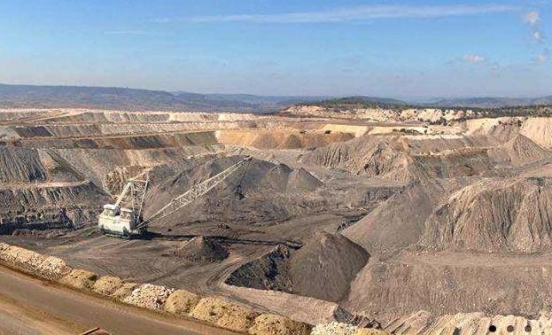 Batchfire's Callide mine at Biloela.