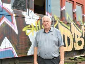 'Degenerate lowlifes': vandals destroy Rattler restoration