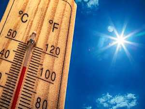 Temperatures to hit 40C this week
