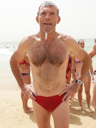 Former PM Tony Abbott.