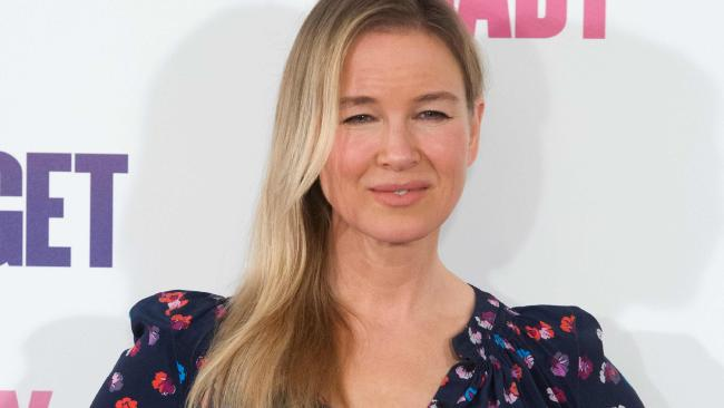 US actress Renée Zellweger has hinted at a fourth Bridget Jones film. Picture: AFP/ Curto de la Torre
